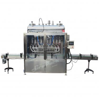 GP5000 jam filling machine