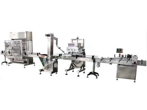 GP-5600 edible oil filling line