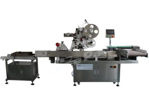 LM-400 high speed self-adhesive labeling machine