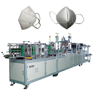 Automatic N 95 Face mask making machine