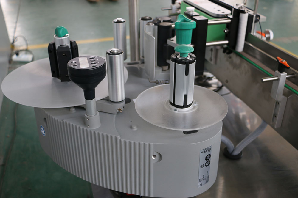 Penicillin Bottle Labeling Machine