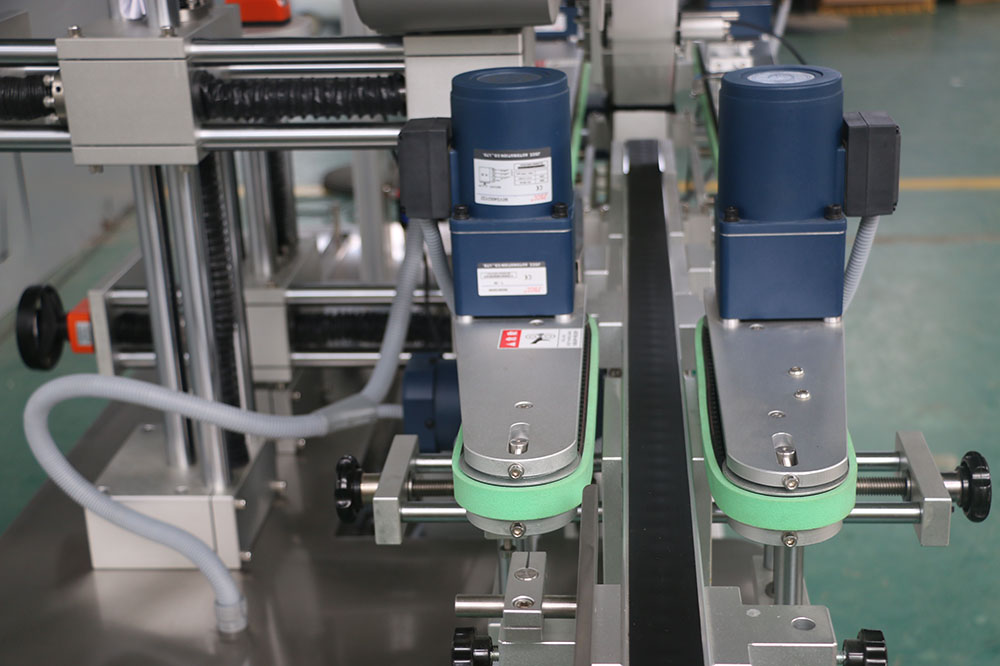 Carton Top & Bottom Labeler