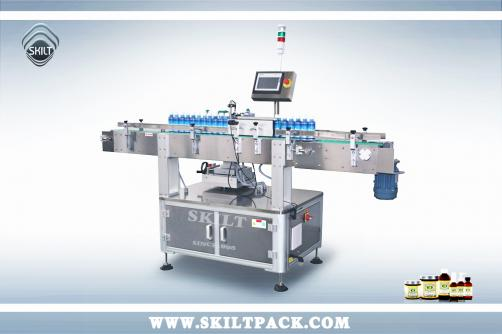 Round Bottle Labeling Applicator