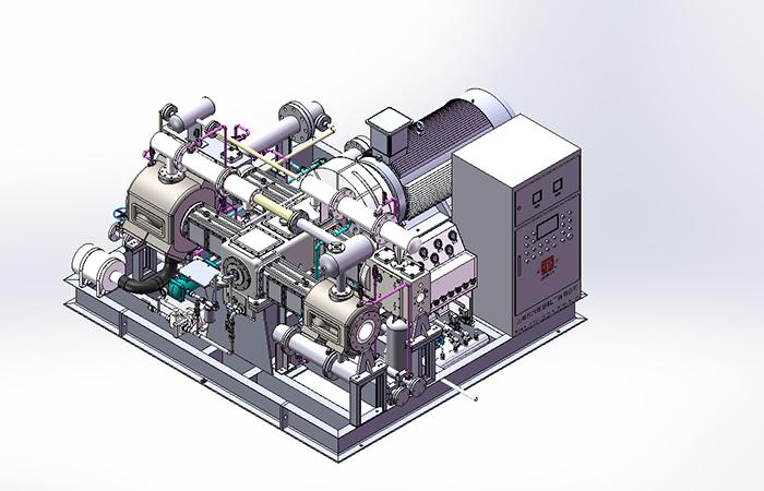 M型PET无油吹瓶压缩机
