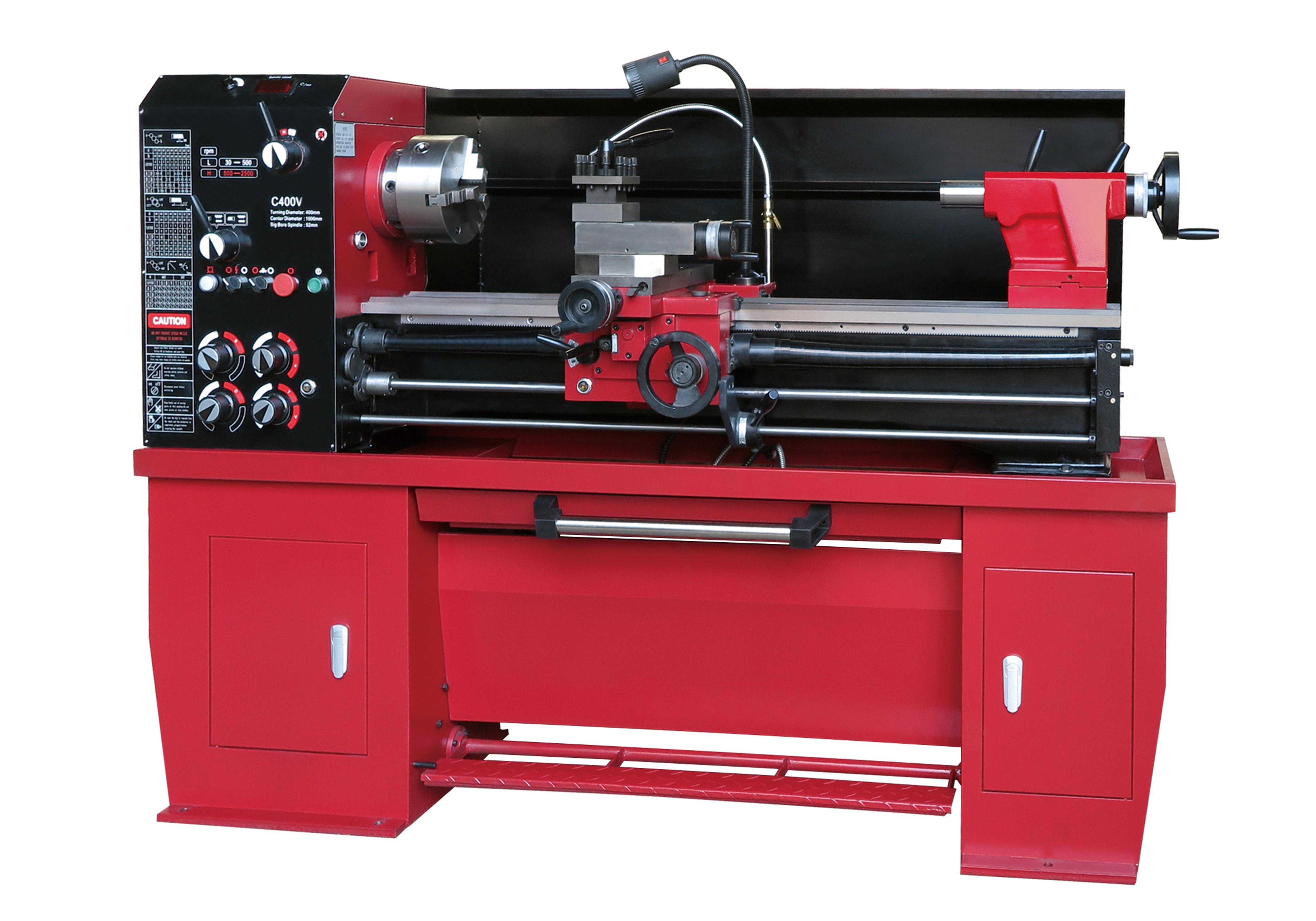 C400/C400V-1000 High Speed Precision Lathe