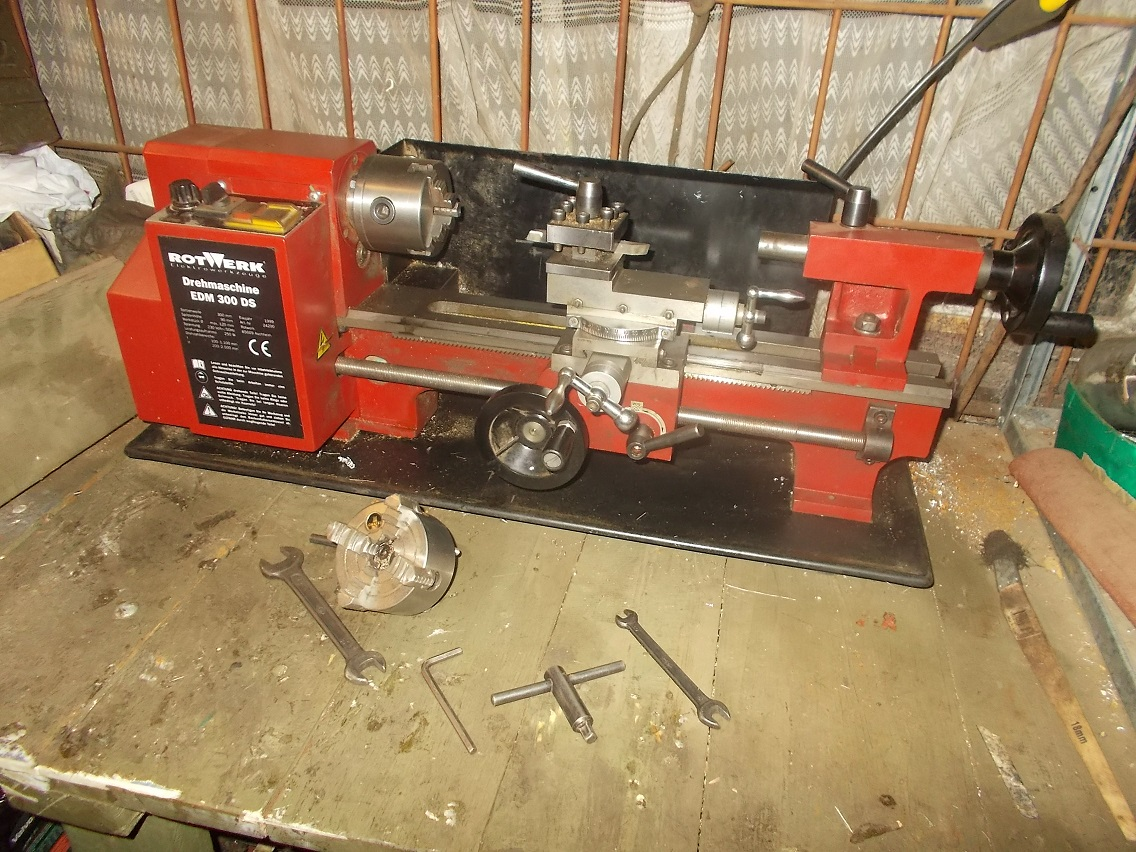 SIEG Mini Lathe goes for another 20 years